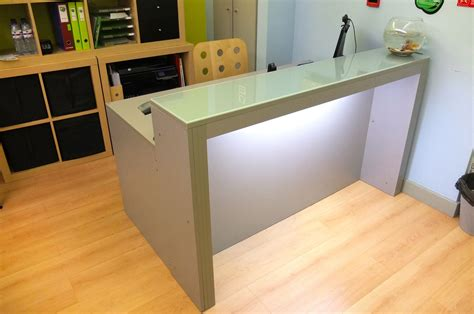 Diy-Ikea-Reception-Desk