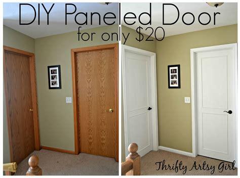 Diy-Improve-Slab-Door
