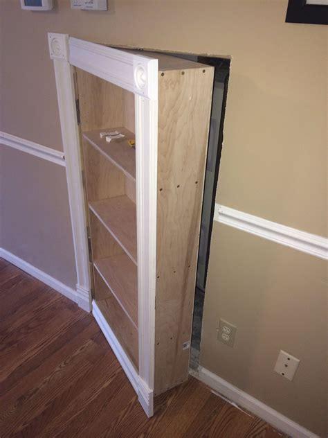 Diy-In-Wall-Door