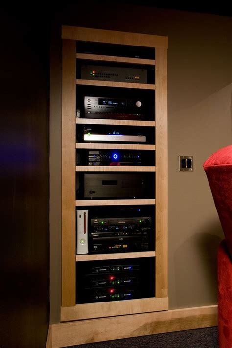 Diy-In-Wall-Stereo-Cabinet
