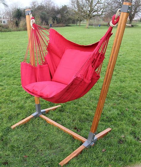 Diy-Indoor-Hanging-Chair-Stand