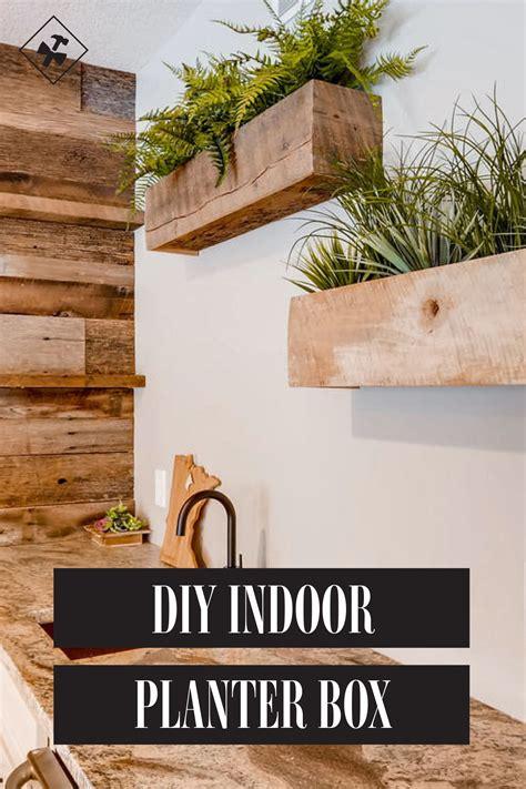 Diy-Indoor-Planter-Box
