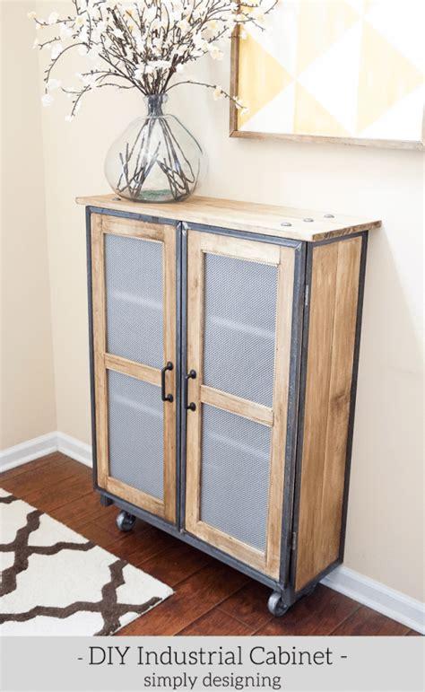 Diy-Industrial-Cabinet