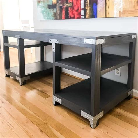 Diy-Industrial-Desk-Plans
