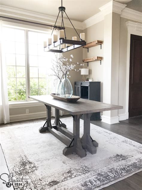 Diy-Industrial-Farmhouse-Table