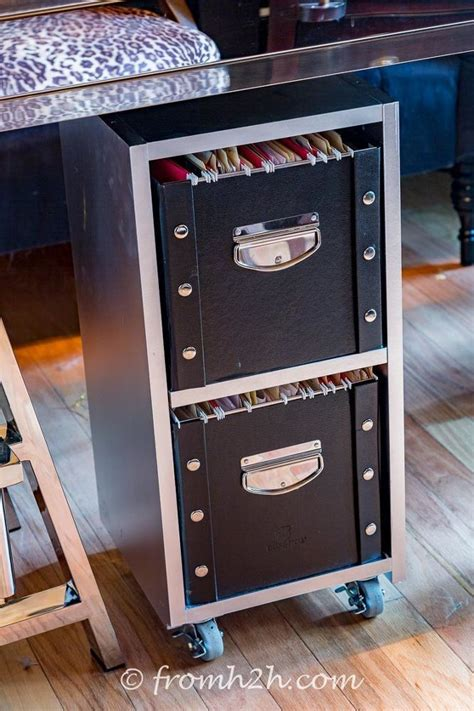 Diy-Industrial-File-Cabinet