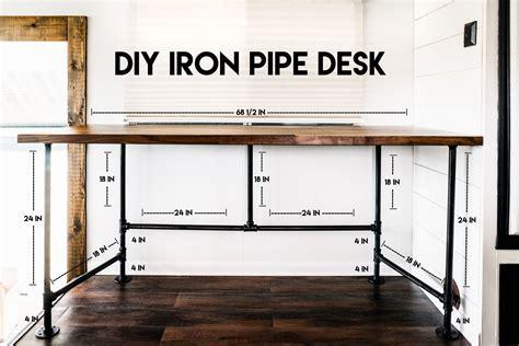 Diy-Industrial-Pipe-Leg-Desk