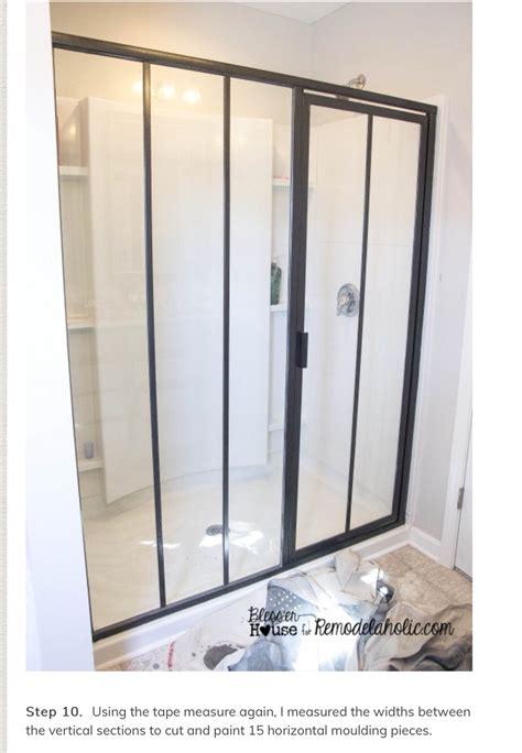 Diy-Industrial-Shower-Door