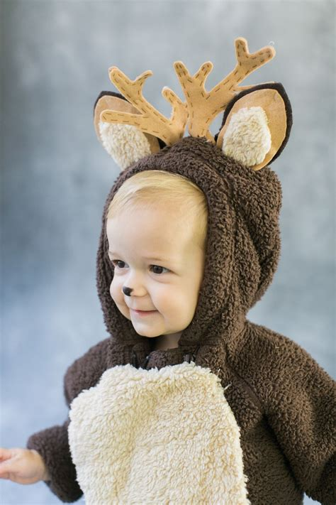 Diy-Infant-Deer-Costume