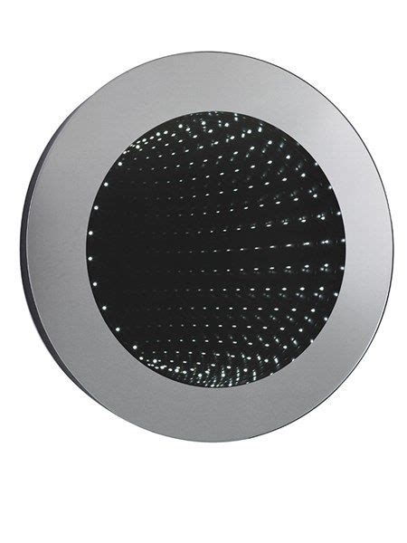 Diy-Infinity-Mirror-With-Bathroom-Door-Mirror