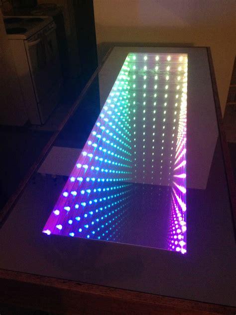 Diy-Infinity-Pong-Table