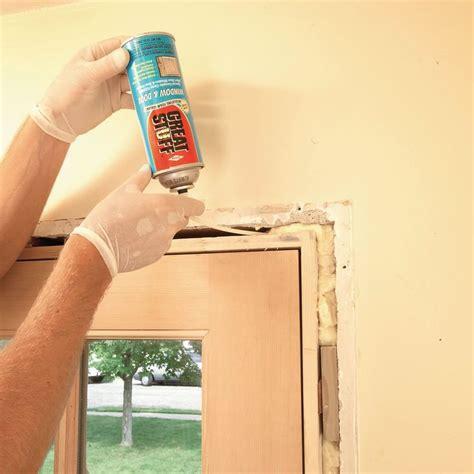 Diy-Insulation-Door-Frame