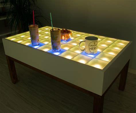 Diy-Interactive-Coffee-Table