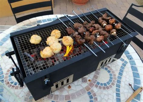 Diy-Japanese-Table-Grill