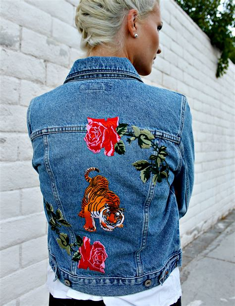 Diy-Jean-Jacket-With-Patches