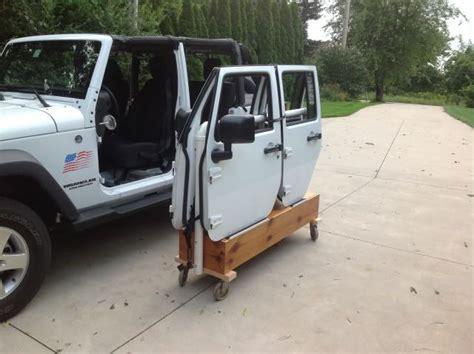 Diy-Jeep-Wrangler-Door-Cart