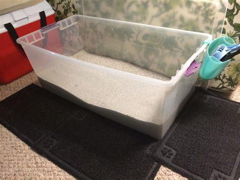 Diy-Jumbo-Litter-Box