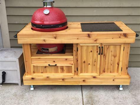 Diy-Kamado-Table