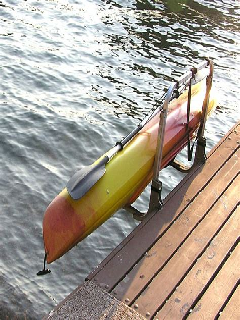 Diy-Kayak-Rack-For-Dock