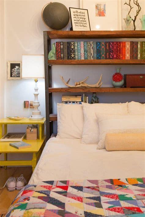 Diy-Kids-Bookshelf-Into-Headboard