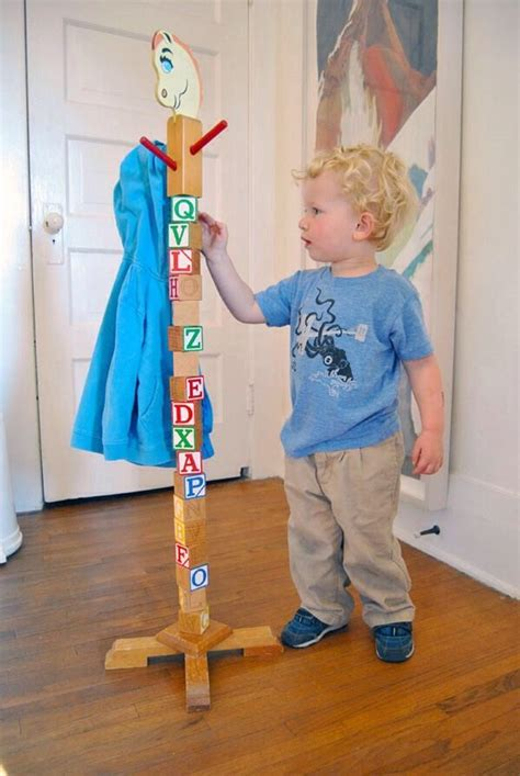 Diy-Kids-Coat-Rack