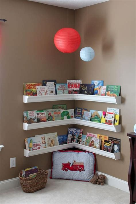 Diy-Kids-Corner-Bookshelf