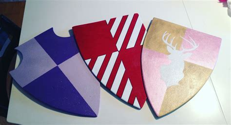 Diy-Kids-Wooden-Shields