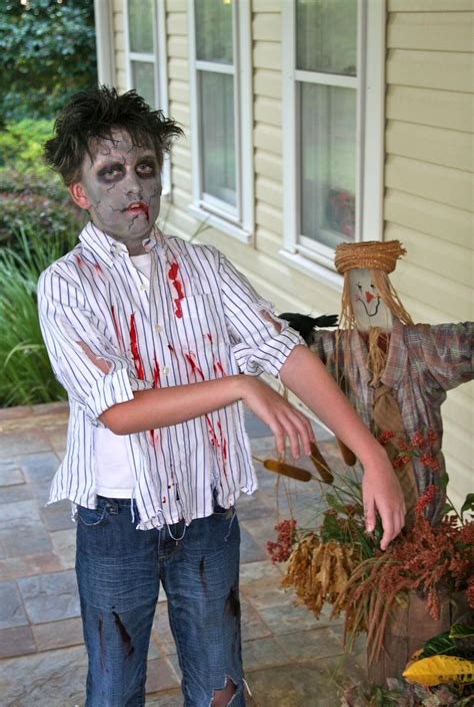Diy-Kids-Zombie-Costume