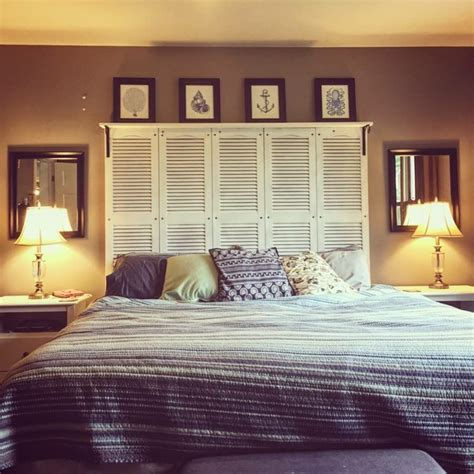 Diy-King-Size-Headboard-Shutters