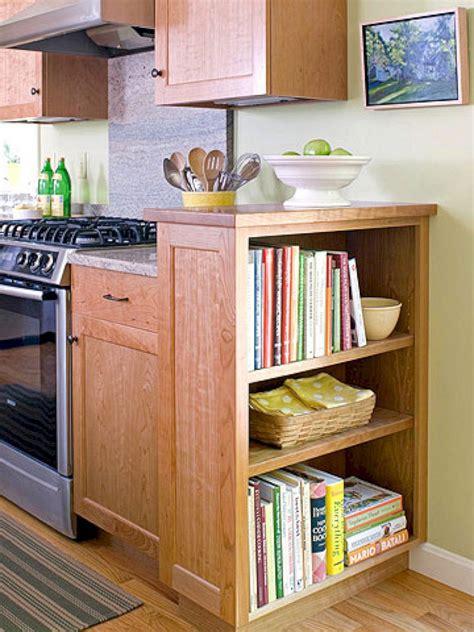 Diy-Kitchen-Bookcase
