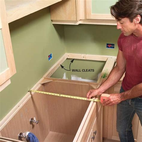 Diy-Kitchen-Cabinet-And-Countertop-Installation