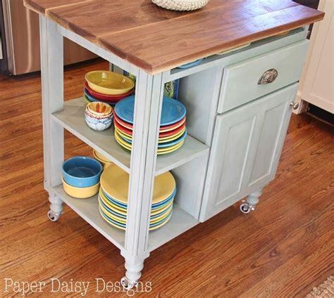 Diy-Kitchen-Island-Cart-Plans