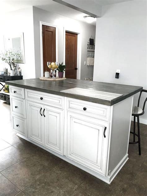 Diy-Kitchen-Island-Using-Cabinets