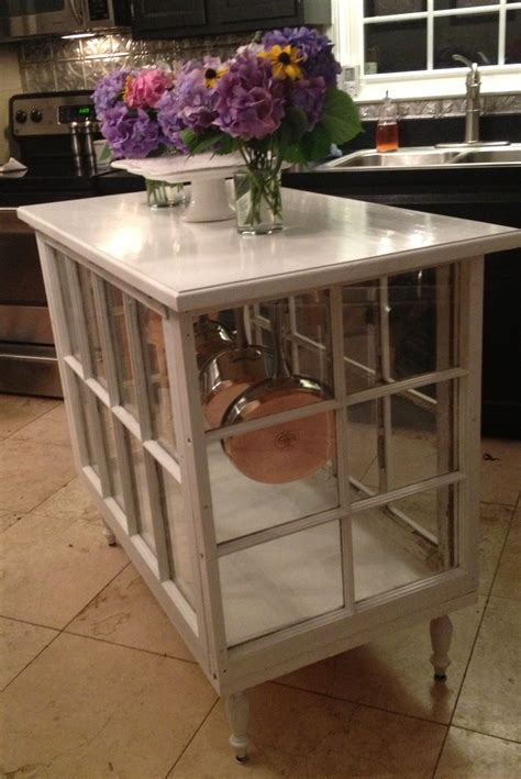Diy-Kitchen-Island-Windows