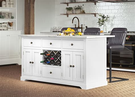 Diy-Kitchen-Island-With-Marble-Top