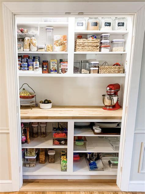 Diy-Kitchen-Pantry-Plans