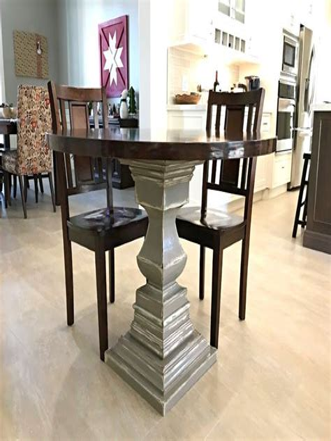 Diy-Kitchen-Table-Base