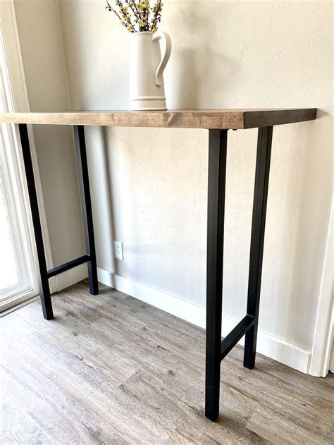 Diy-Kitchen-Table-Metal-Legs