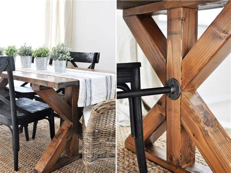 Diy-Kitchen-Table-Projects