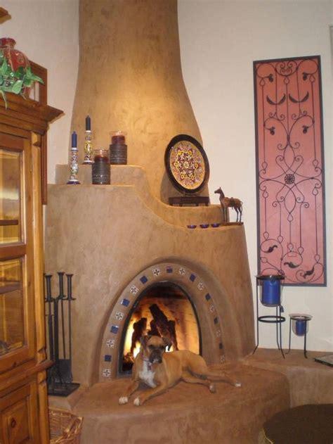 Diy-Kiva-Wood-Burning-Fireplace