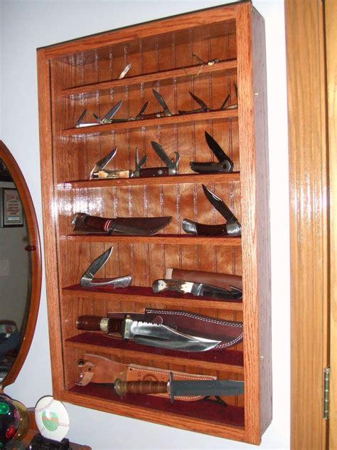 Diy-Knife-Display-Stand