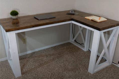 Diy-L-Office-Desk