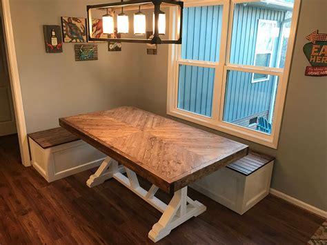 Diy-L-Shaped-Kitchen-Bench