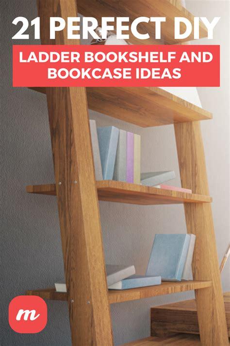 Diy-Ladder-Bookcase