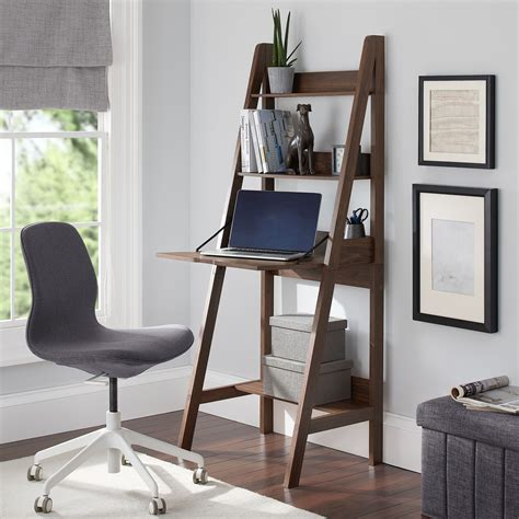 Diy-Ladder-Desk