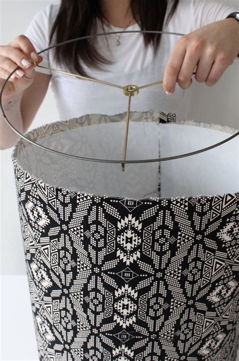 Diy-Lampshade-From-Scratch