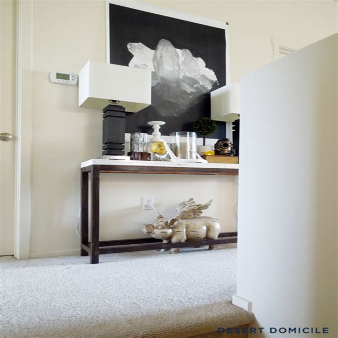 Diy-Landing-Table
