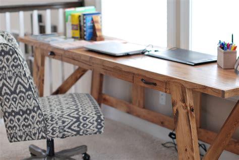 Diy-Large-Desk-Plans