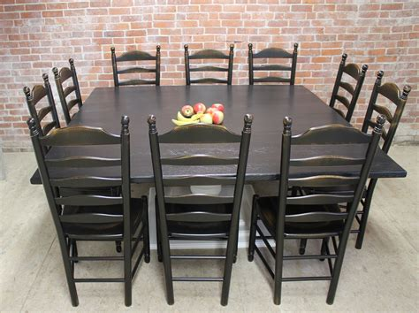 Diy-Large-Square-Dining-Table