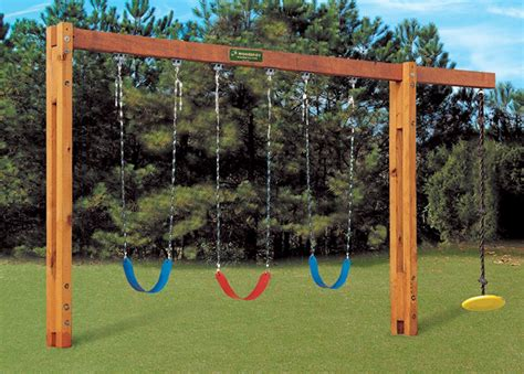 Diy-Large-Swing-Set-Plans
